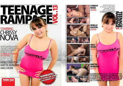 Porno Dan - Teenage Rampage 13