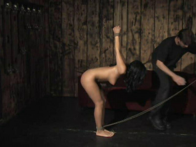 Interview, In Control - Whipped, Pussyrope - Loreana Sanchez