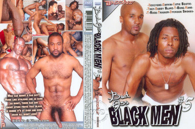 Bad Ass Black Men 5