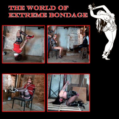 The world of extreme bondage 117