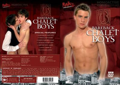 Bareback Chalet Boys