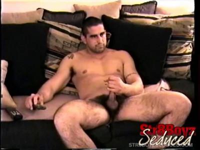Str8 Zack Likes To Jack