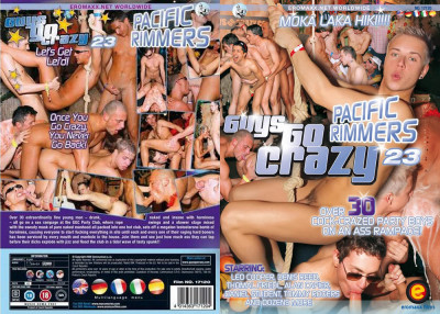 Guys Go Crazy 23: Pacific Rimmers (2008)