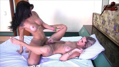 Nathany Gomes And Bianca Sereia