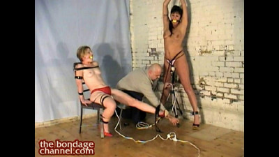 Fayth First Bondage Orgasms
