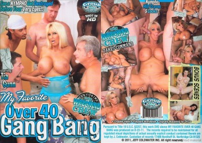 My Favorite Over 40 Gang Bang (2011/DVDRip)
