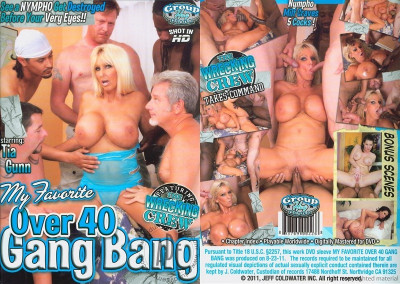 Description My Favorite Over 40 Gang Bang (2011/DVDRip)