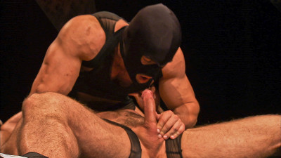 TitanMen Exclusive Francois Sagat with Casey Williams - Incubus 2: The Final Chapter - Scene 3