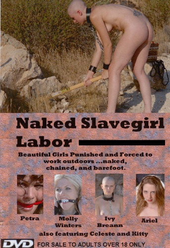 ShadowPlayers - Naked Slavegirl Labor