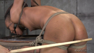 HT - My Time In The Barrel - Nikki Darling, Elise Graves - May 14, 2014 - HD