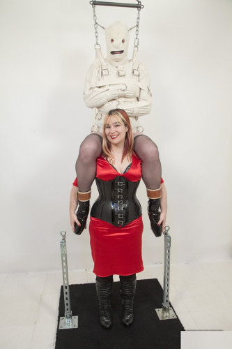 Mistress Alice Strait Jacket Predicament (2013)