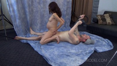 Pregnant Cheater Get«s Creampie»d
