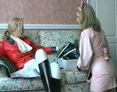 Maid To Wear Latex