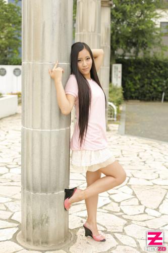 Ren Azumi - Sex Heaven - Black Hair Japanese Beauty Ren Azumi's Orgasm (0469)
