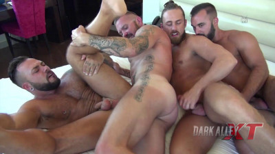 Orgy male - Part 2