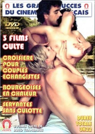 Croisiere Pour Couples Echangistes (1980) (Blue One)