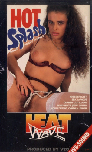Hot Splash (1991) (Video Teresa Orlowski)