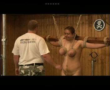 BDSM Videos Breast Torture Of Amateur Girls In Bondag