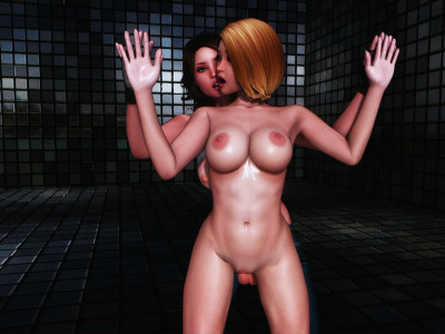 Futa X Female – A T W Scene 3