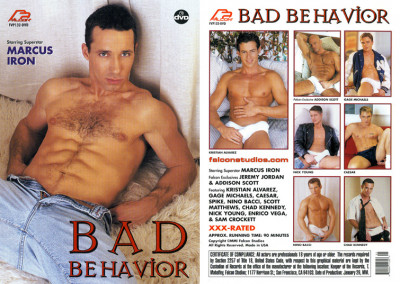 Falcon Studios – Bad Behavior (2001)