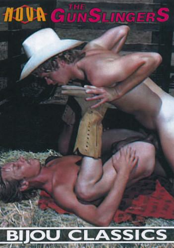 Bareback The Gunslingers (1980) — Bo Richards, Scott Allen, Buddy Preston