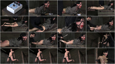 Infernalrestraints – Nov 22, 2013 – Scream Test Part II – Elise Graves – Cyd Black