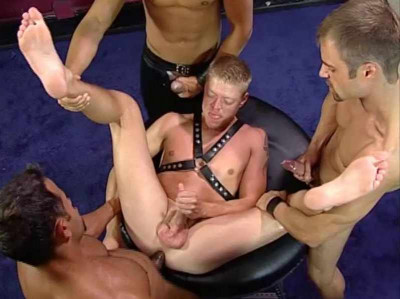 Brutal tops in group sex compilation