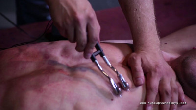 RusCapturedBoys -Captured Worker – Part II