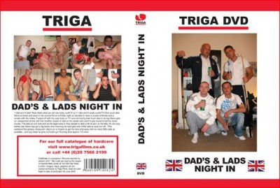Triga — Dads & Lads Night In
