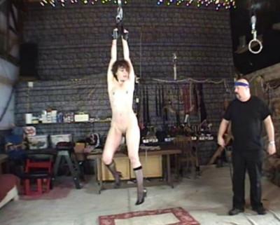TB – Cindi Whipped In The Barn