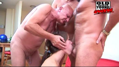 Old And Young Gang Bang-Cilla