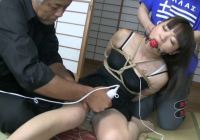Bondage For The First Time