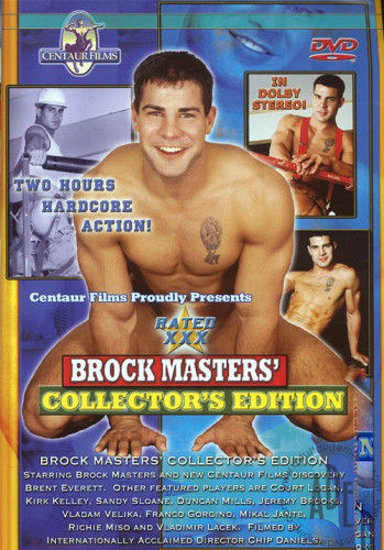 Description Brock Masters' Collector's Edition