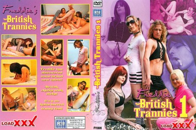 Freddie's British Trannies 1: The Tea Girls