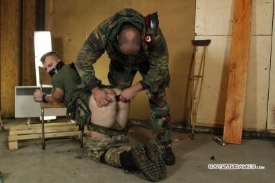 GayWarGames - Matthew & Jerome - Soldier Matthew 2