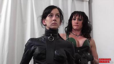 Mistress Miranda Leathering Elise Part 2