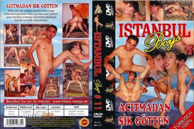 Trimax – Istanbul Boys #11: Acitmadan Sik Gotten (