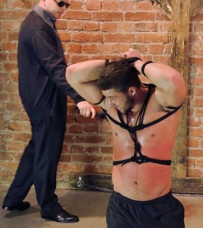 Failed light-skinned muscular black gay men Shibari Photoset Part I - roommates gay maryland...