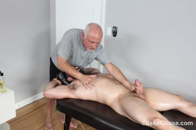 Jaxton Wheeler Massaged
