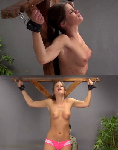 Bondage, Spanking And Torture For Young Model