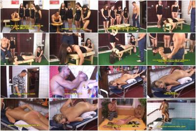 Discipline in Russia Vol.12 - Skipping in rope
