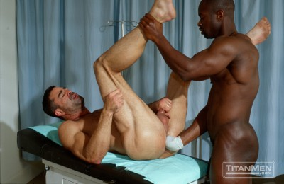 Black and White: Scene 4: Mark Reed & Rob Collins