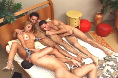 Bi Sexual House Party 3, scene 2