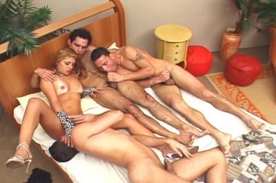 Bi Sexual House Party 3, scene 2