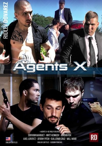 R Dovarez - Agents X