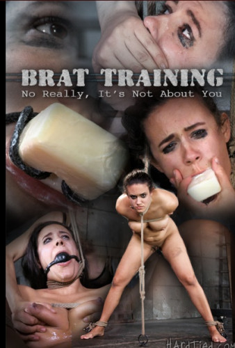 Brat Training: No Really, It's Not About You — Penny Barber, Rain DeGrey