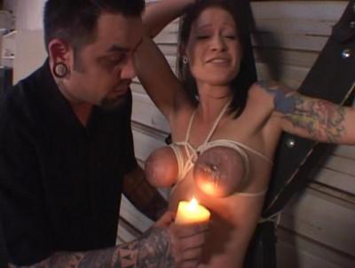Busty bondage slaves scene 1 (2013)