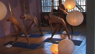 Aaron Star's Hot Nude Yoga 4 - tantra