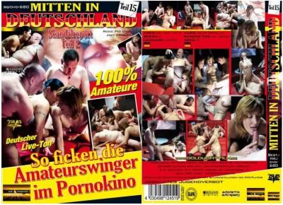 Mitten in Deutschland #15 - Amateurswinger im Pornokino 2 (2012) DVDRip
