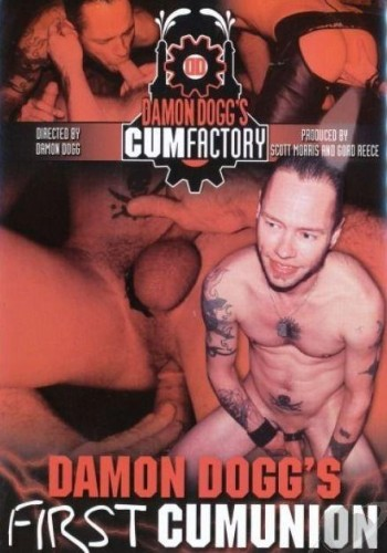 Cum Factory - Damon Doggs First Cumunion